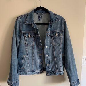 GAP denim jean jacket women's